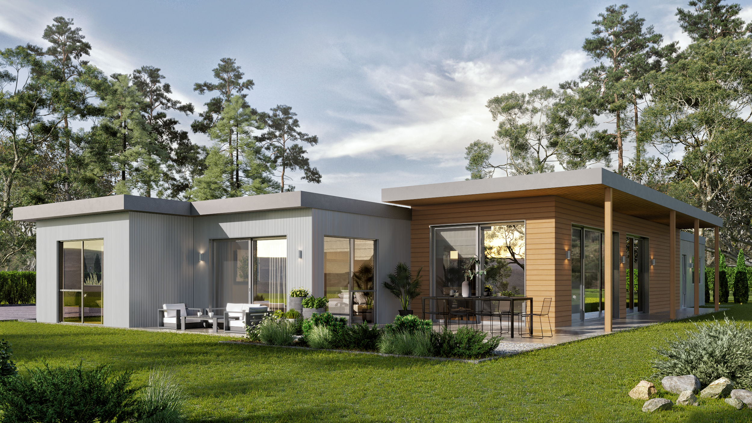 Prefab homes are the healthiest, safest option for homeowners.