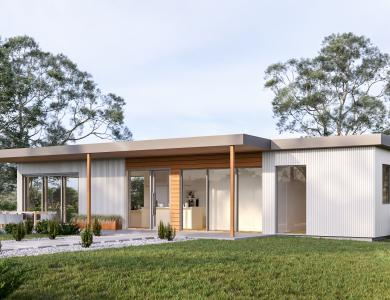 Modern home architecture design can make for better quality of life.