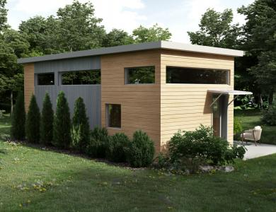 Dvele Baldwin Mini Home Design