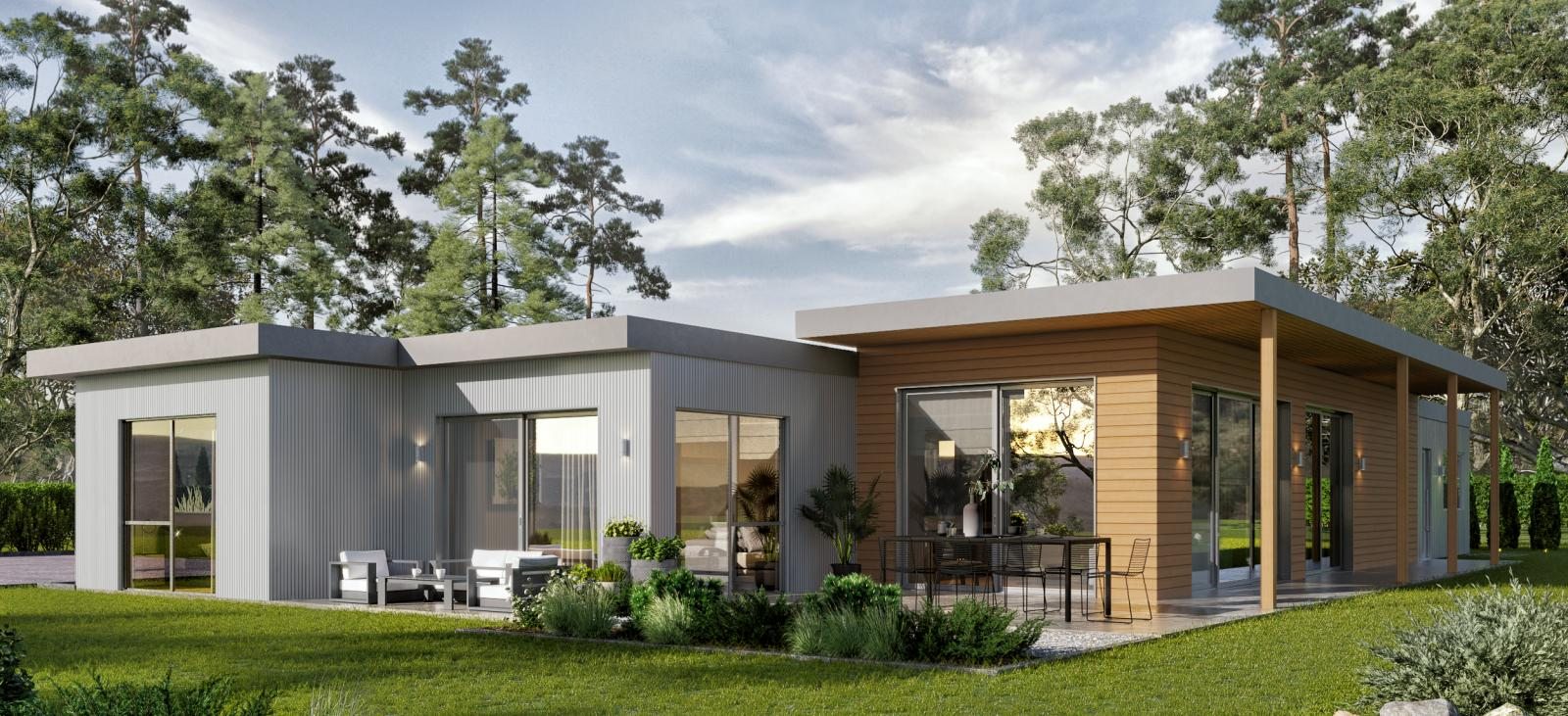 Prefab homes are the safest, healthiest option for homeowners.